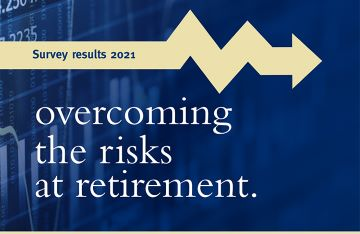 Survey results reveal the fears Trustees have for members approaching retirement.
